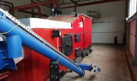 Boiler KWH-950kW